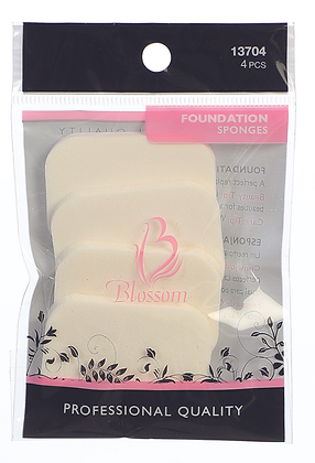 Foundation Sponges 4pcs