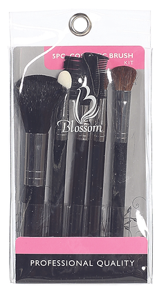 5pc Cosmetic Brush Kit Small