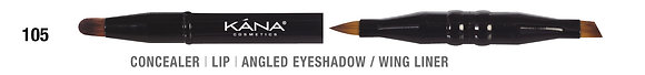 Concealer/Lip/Angled Eyeshadow/Wing liner