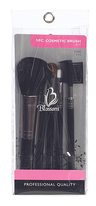 5pc Cosmetic Brush Kit