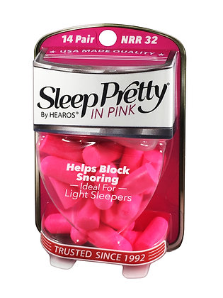 Sleep Pretty Ear Plugs