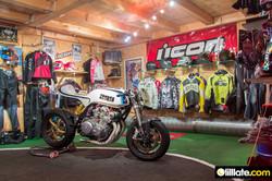 Honda CB750 F2 Bol d'Or