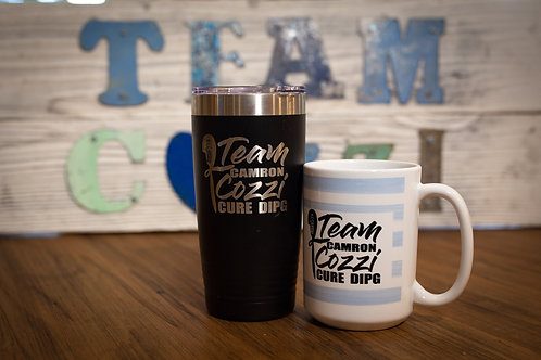 Team Cozzi Insulated DrinkTumbler