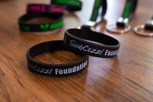 Team Cozzi Logo Wrist Band