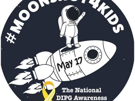 May 17 DIPG Awareness Day