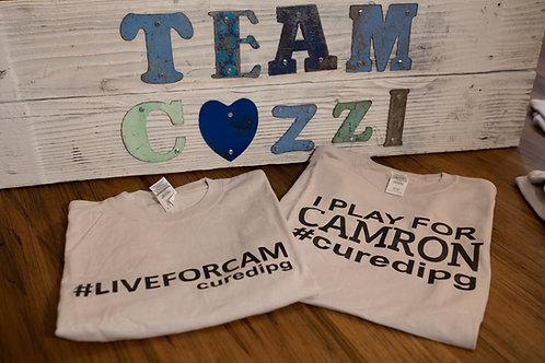 #LiveForCam T-shirts