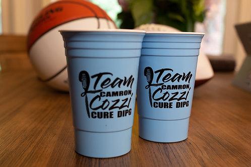 Team Cozzi Solo Cup 16oz