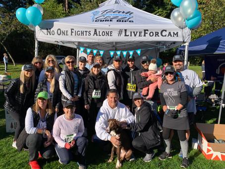 9/27/2020 Run of Hope Seattle