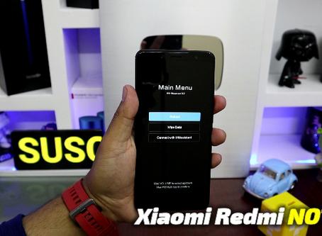 Como desbloquear o quitar Contraseña Xiaomi Redmi NOTE 5