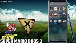 descarga super mario 3 apk para android