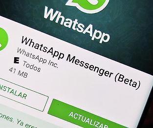 Como cambiar el estilo de letra o tipografia en whatsapp