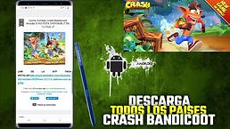 como instalar crash bandicoot para android ofiicial