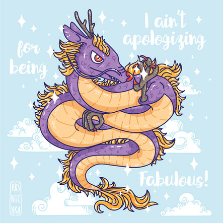 Fabulous Dragon