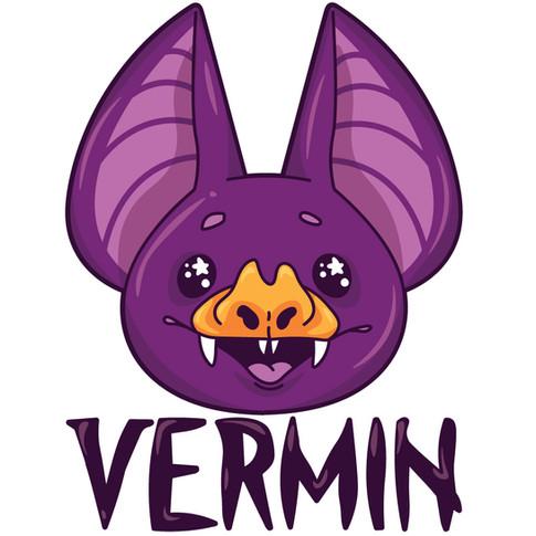 Vermin Logo Design