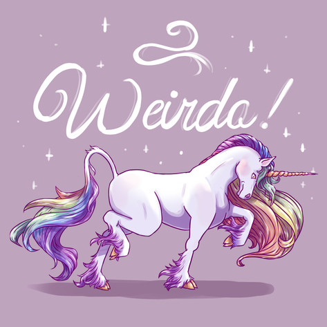 Unicorn Weirdo
