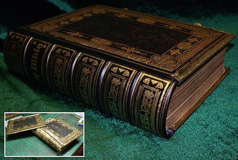 Book Restoration Menu Pic