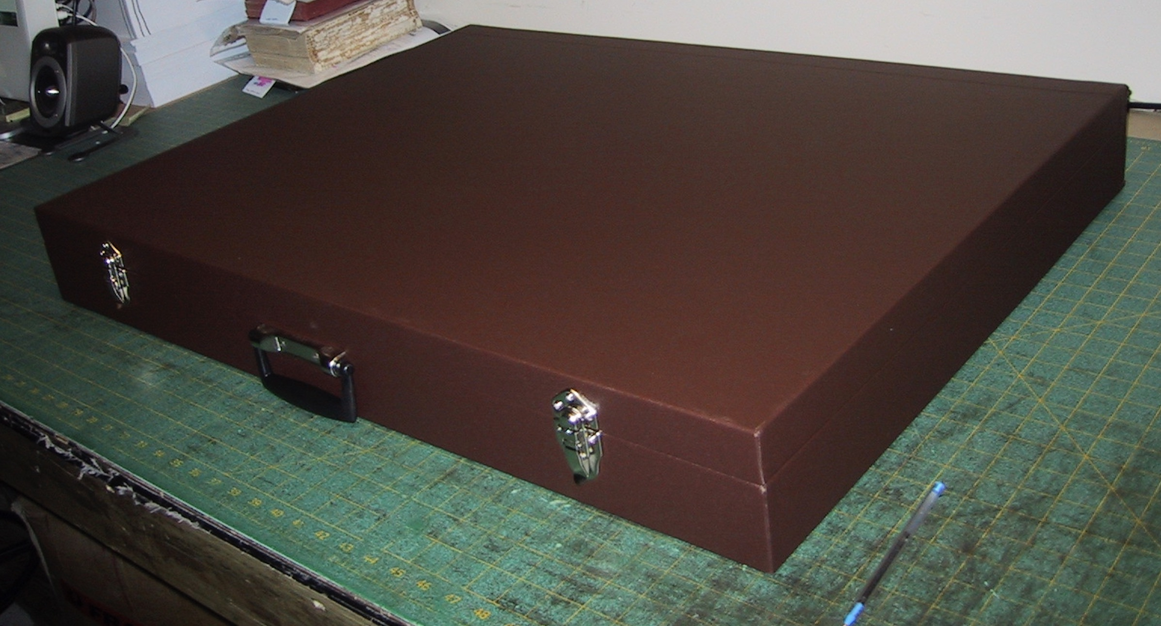 Solander Box Custom Bound