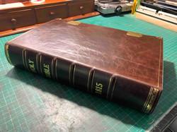 Large Family Bible 1815
