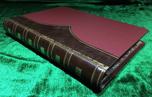 Custom Bound Leather Cover.jpg