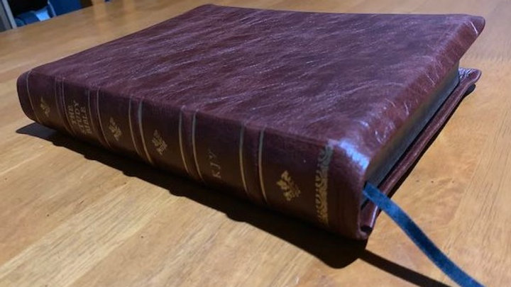 Study Bible Soft REAL Leather Yapp Covers from