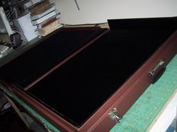 Solander Box Custom Bound OPEN 2