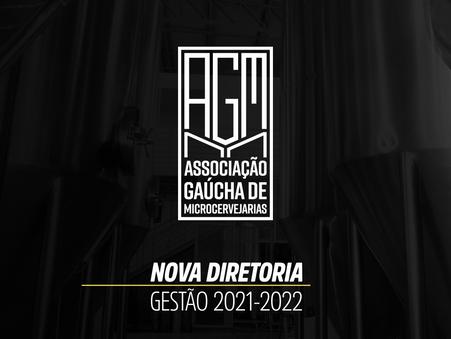 Associação Gaúcha de Microcervejarias elege nova diretoria para o biênio 2021-2022