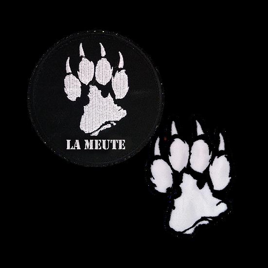 Écussons de La Meute (patte)(2)