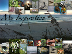 nature inspiration collage