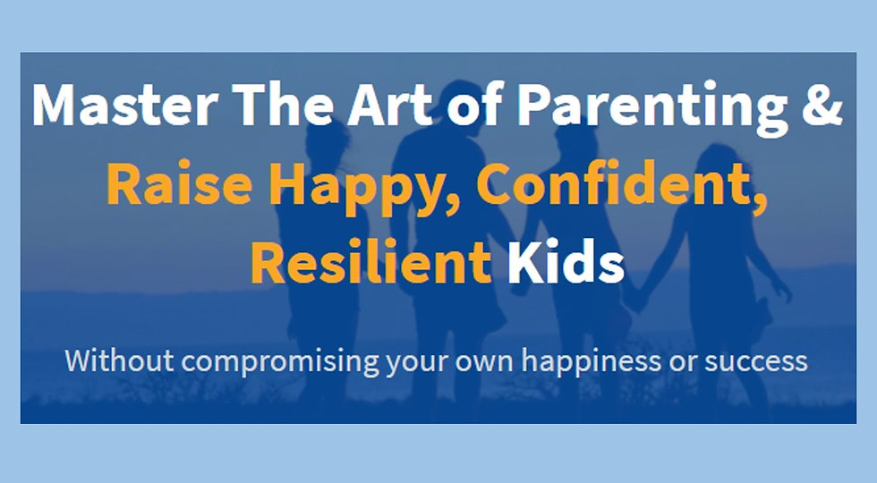Master the art of parenting