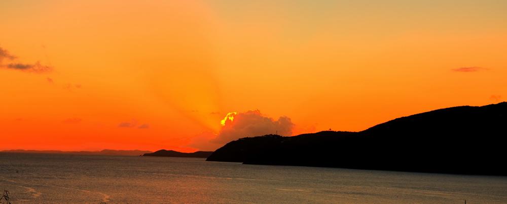 Sunset over Fortuna.jpg