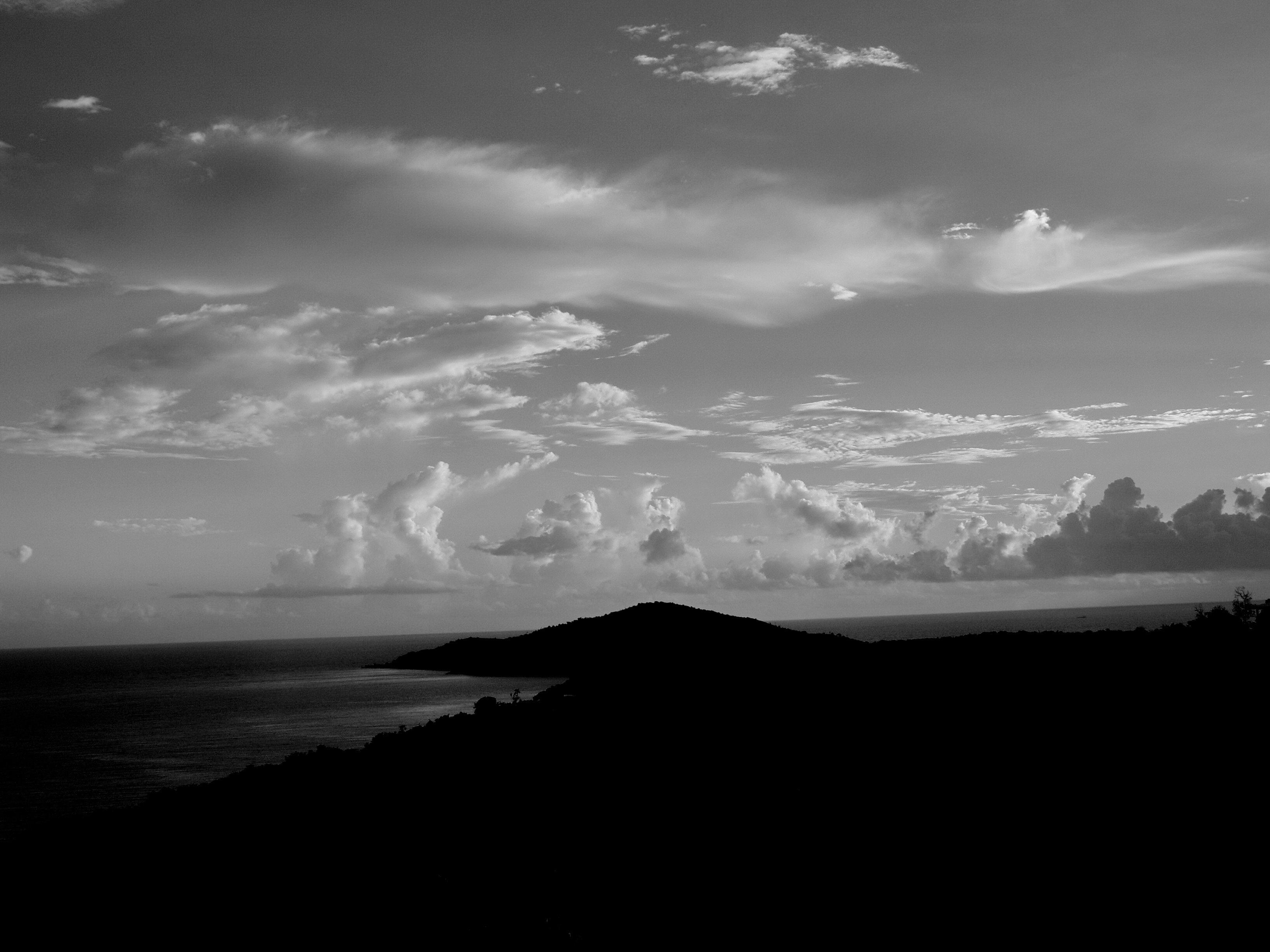 View of Jost Van Dyke