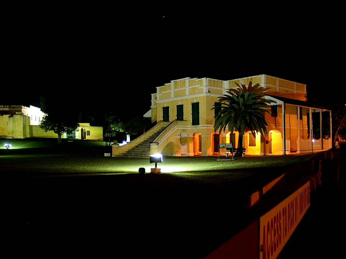 The Fort in Christiansted, St. Croix