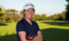 Becky Brewerton Golf