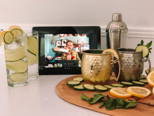 Virtual Mixology Class with Brand Ambassador