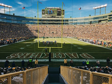 Game Day at Lambeau Field