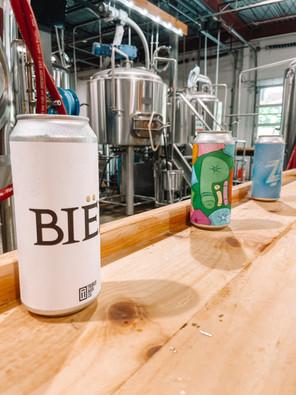 Virtual Craft Beer Tasting with Tribus Beer Co.