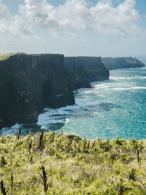 Cliffs of Moher Tour in Ireland