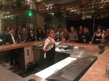 Culinary Experience with Celebrity Chef Lorena Garcia