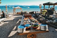 Private Lakeside Dinner at Lake Tahoe
