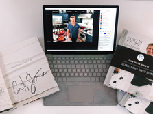 Virtual Culinary Experience with Chef Curtis Stone