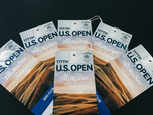 Badges to 117TH US Open Golf Tournament