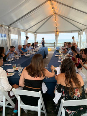 Private Client Dinner in The Hamptons