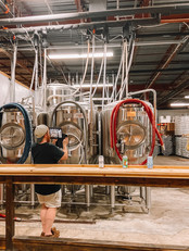 Virtual Brewery Tour with Tribus Beer Co.