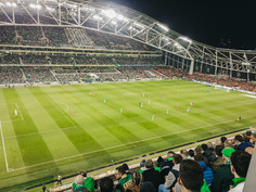 World Cup Qualifier in Ireland