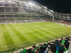 World Cup Qualifier in Ireland