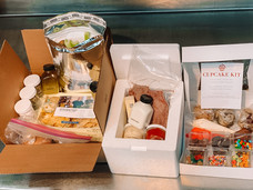 Virtual Culinary Experience with Chef Michael Symon Ingredients Kits