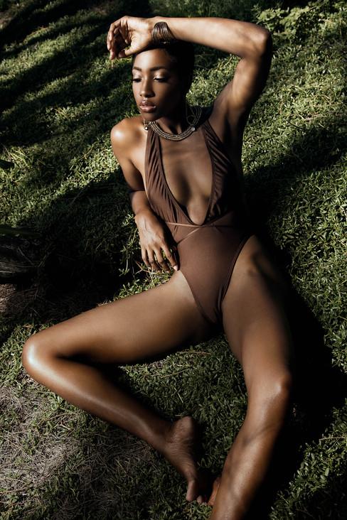 Model: Shahaida Lyn Design by Sugaapple Swim