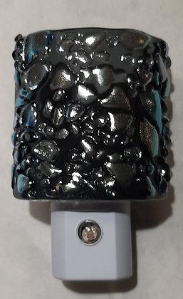 silver grey dicroic