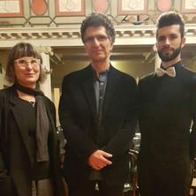 NSM 2019 con il Maestro Sergio Lanza