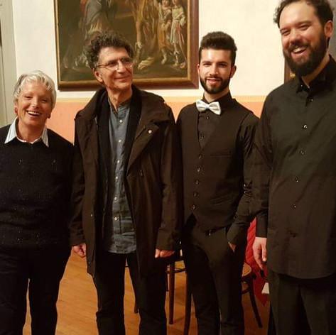 NSM 2019 con i Maestri Ada Gentile, Serg
